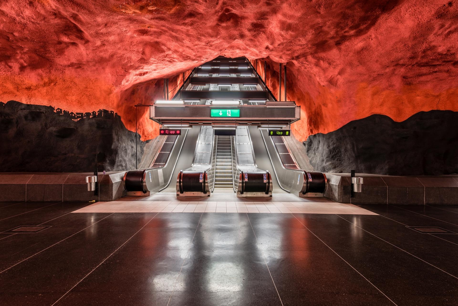 Solna Centrum, Stockholm