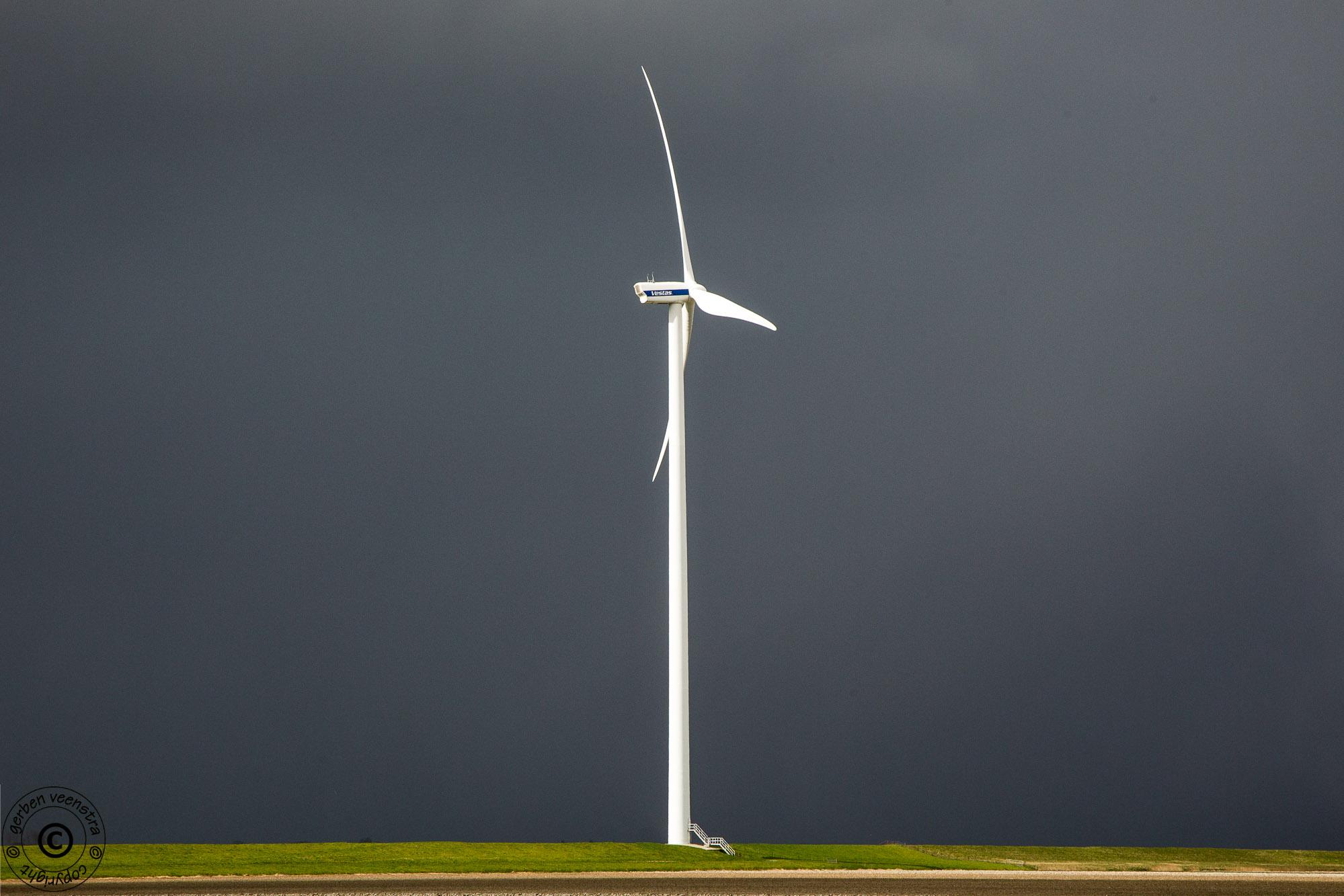 Windturbine Eemshaven